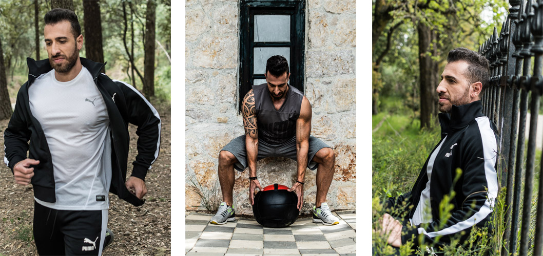 about dimos aggelopoulos personal trainer athina